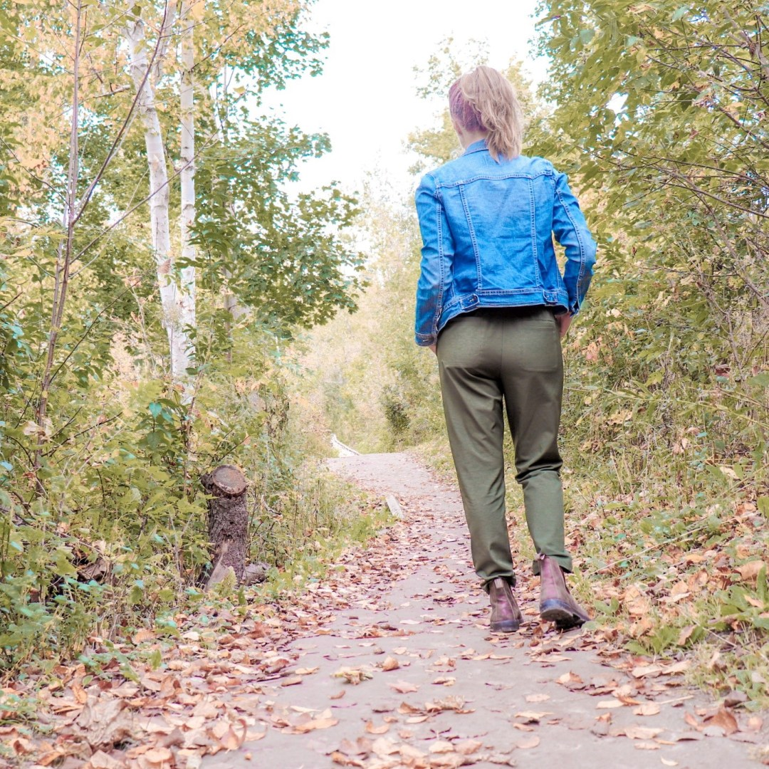 Hiking trails in Mississauga