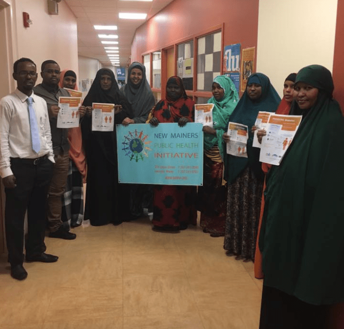 MaineCF's People of Color Fund awards grants