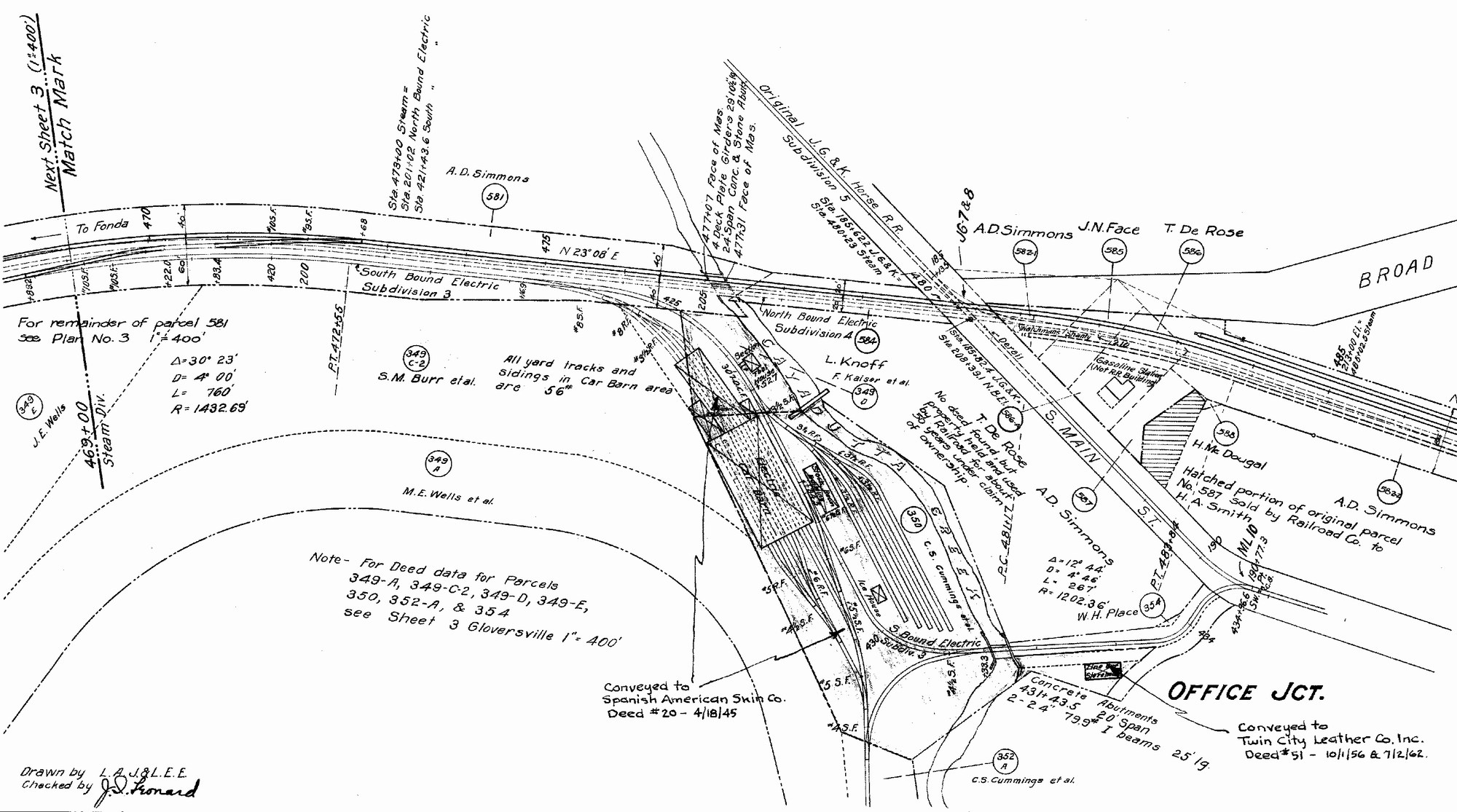 New Haven Railroad Interlocking Diagrams Pictures To Pin