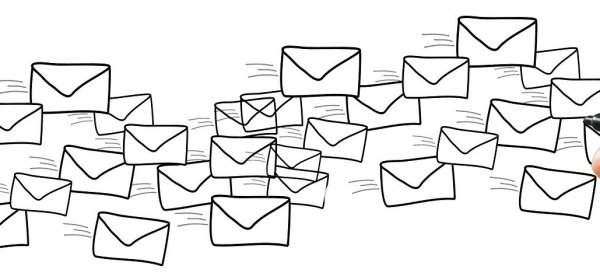 Many Emails being processed