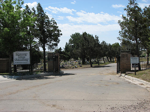 Knights of Pythias Cemetery, Silver City, Grant County, New Mexico
