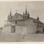 San Agustin de la Isleta Mission (1925).