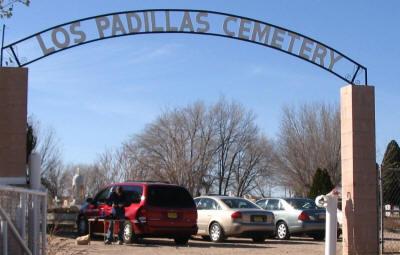 Los Padillas Cemetery, Albuquerque, Bernalillo County, New Mexico