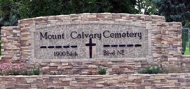 Mount Calvary Cemetery, Albuquerque, Bernalillo County, New Mexico