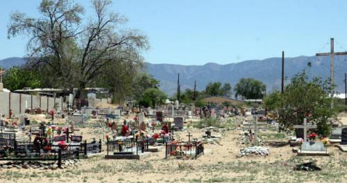 Mt. Carmel Cemetery, Albuquerque, Bernalillo County, New Mexico