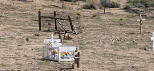 San Francisco Cemetery, Albuquerque, Bernalillo County, New Mexico