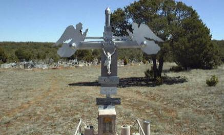 Saint John Nepomunceno Cemetery, Chilili, Bernalillo County, New Mexico