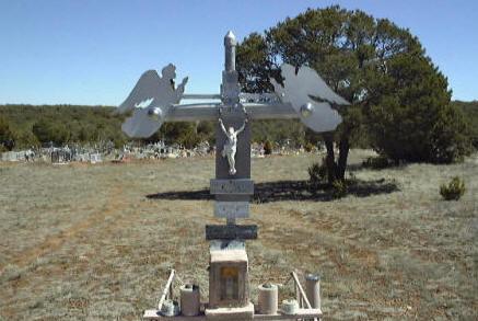 Saint John Nepomunceno Cemetery, Chilili, Bernalillo County, New Mexico