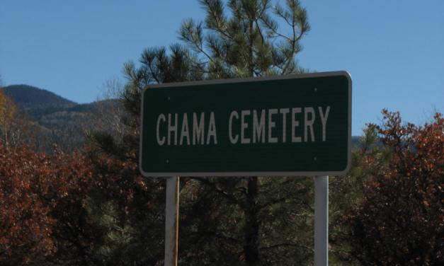 Chama Cemetery, Chama, Rio Arriba County, New Mexico