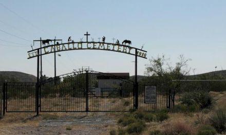 Caballo Cemetery, Caballo, Sierra County, New Mexico