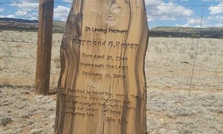 Horse Springs Bible Church Cemetery, Catron County, New Mexico