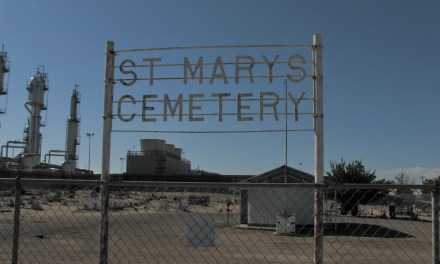 St Mary's Cemetery, Bloomfield, San Juan County, New Mexico