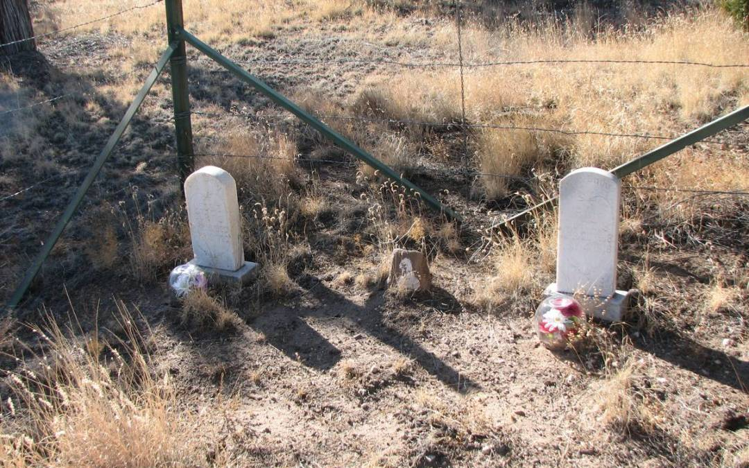 Curtis Family Gravesite, Catron County, New Mexico