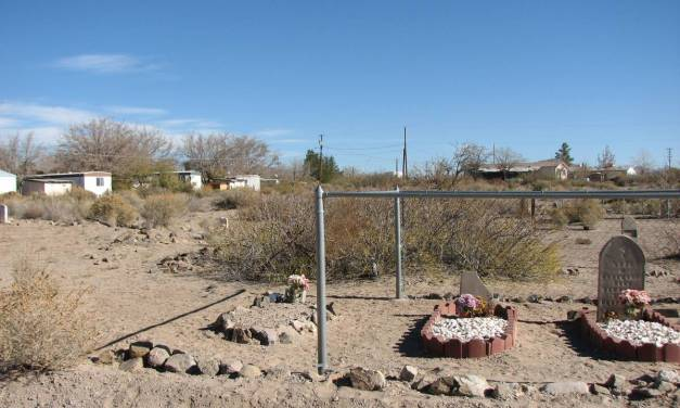 Dona Ana Methodist Cemetery, Doña Ana County, New Mexico
