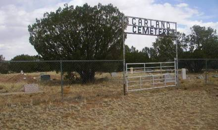 Garland Cemetery, Torrance County, New Mexico