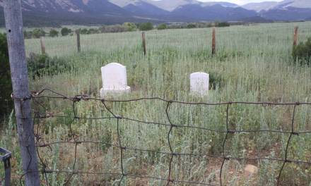 Heck Cemetery, Colfax County, New Mexico (on Philmont Boy Scout Ranch)