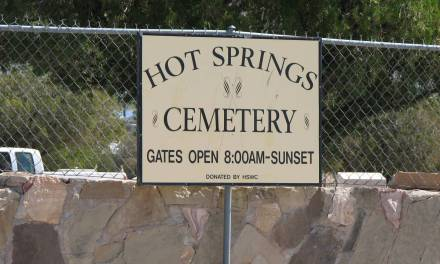 Hot Springs Cemetery, Truth or Consequences, Sierra County, New Mexico