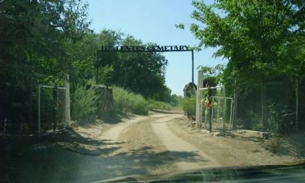 Los Lentes Cemetery, Los Lunas, Valencia County, New Mexico