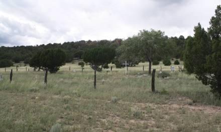 Rayado Cemetery, Rayado, Colfax County, New Mexico