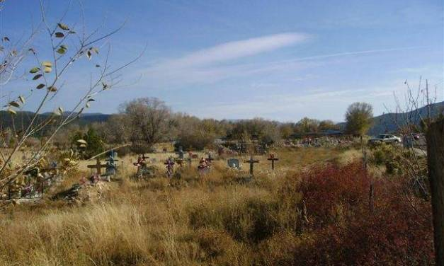 Saint Francis Cemetery, Taos County, New Mexico