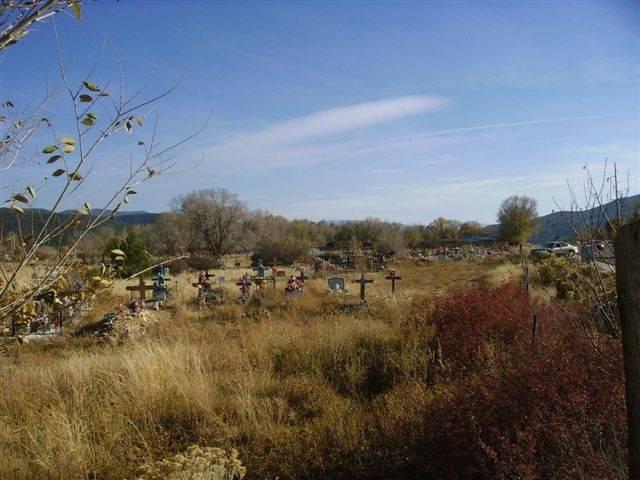 Saint Francis Cemetery, Taos County, New Mexico