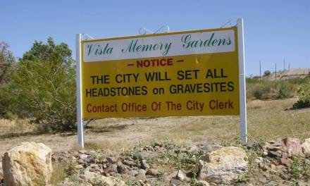 Vista Memory Gardens, Truth or Consequences, Sierra County, New Mexico