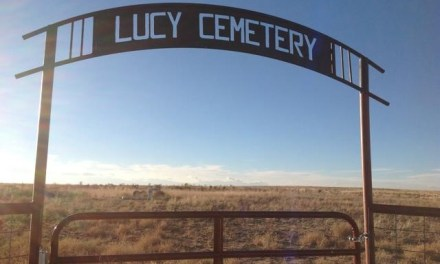 Lucy Cemetery, Torrance County, New Mexico