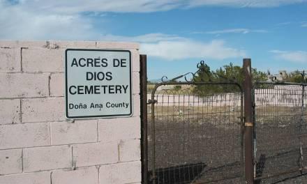 Acres De Dios Pauper Cemetery, Las Cruces, Doña Ana County, New Mexico