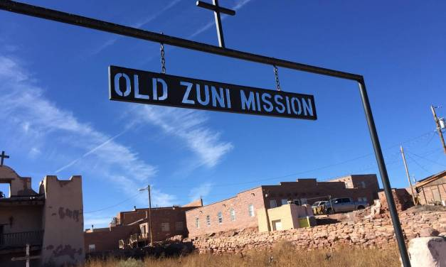 Old Zuni Mission Cemetery, Zuni, McKinley County, New Mexico