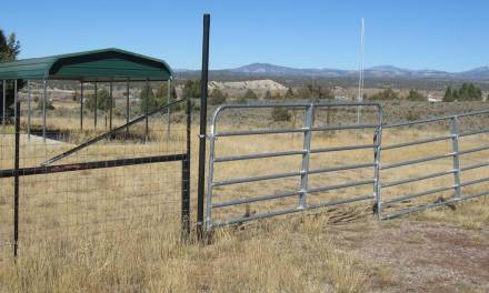 Los Ojos (Old) Cemetery, Los Ojos, Rio Arriba County, New Mexico
