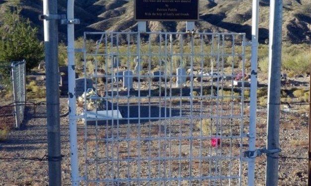 Cuchillo Community Cemetery, Cuchillo, Sierra County, New Mexico