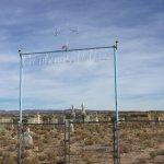 San Jose Cemetery, Contreras, New Mexico