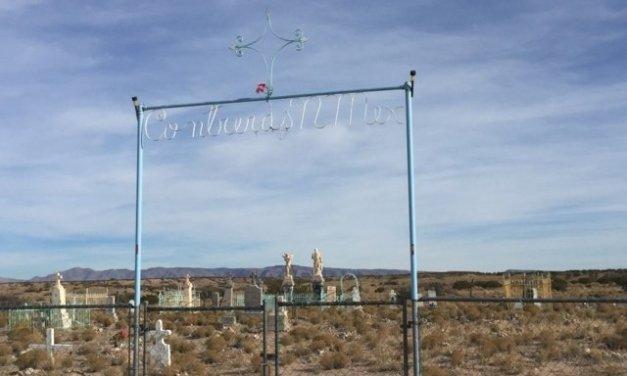 San Jose Cemetery, Contreras, Socorro County, New Mexico