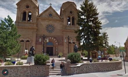 Basilica of St Francis of Assisi, Santa Fe, Santa Fe County, New Mexico