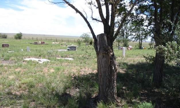 Encino Cemetery, Encino, Torrance County, New Mexico