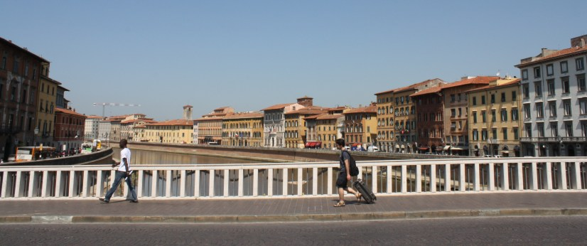 The Arno during the day