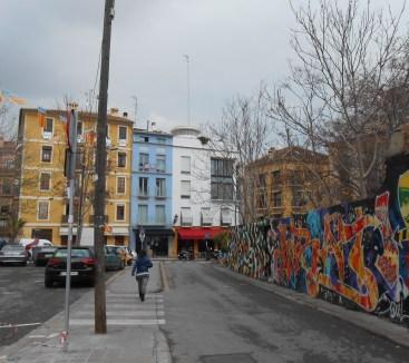 The Carmen neighborhood