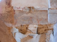 6th century stonemason marks
