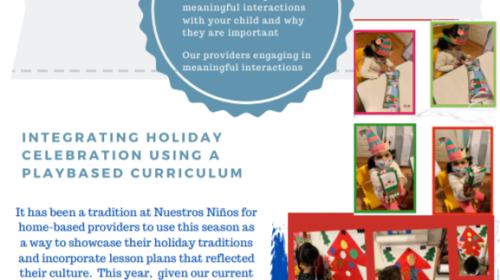Nuestros Niños FCC Network Newsletter
