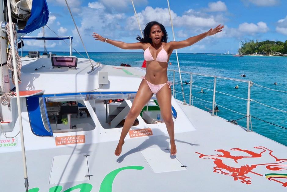 Trip to Barbados