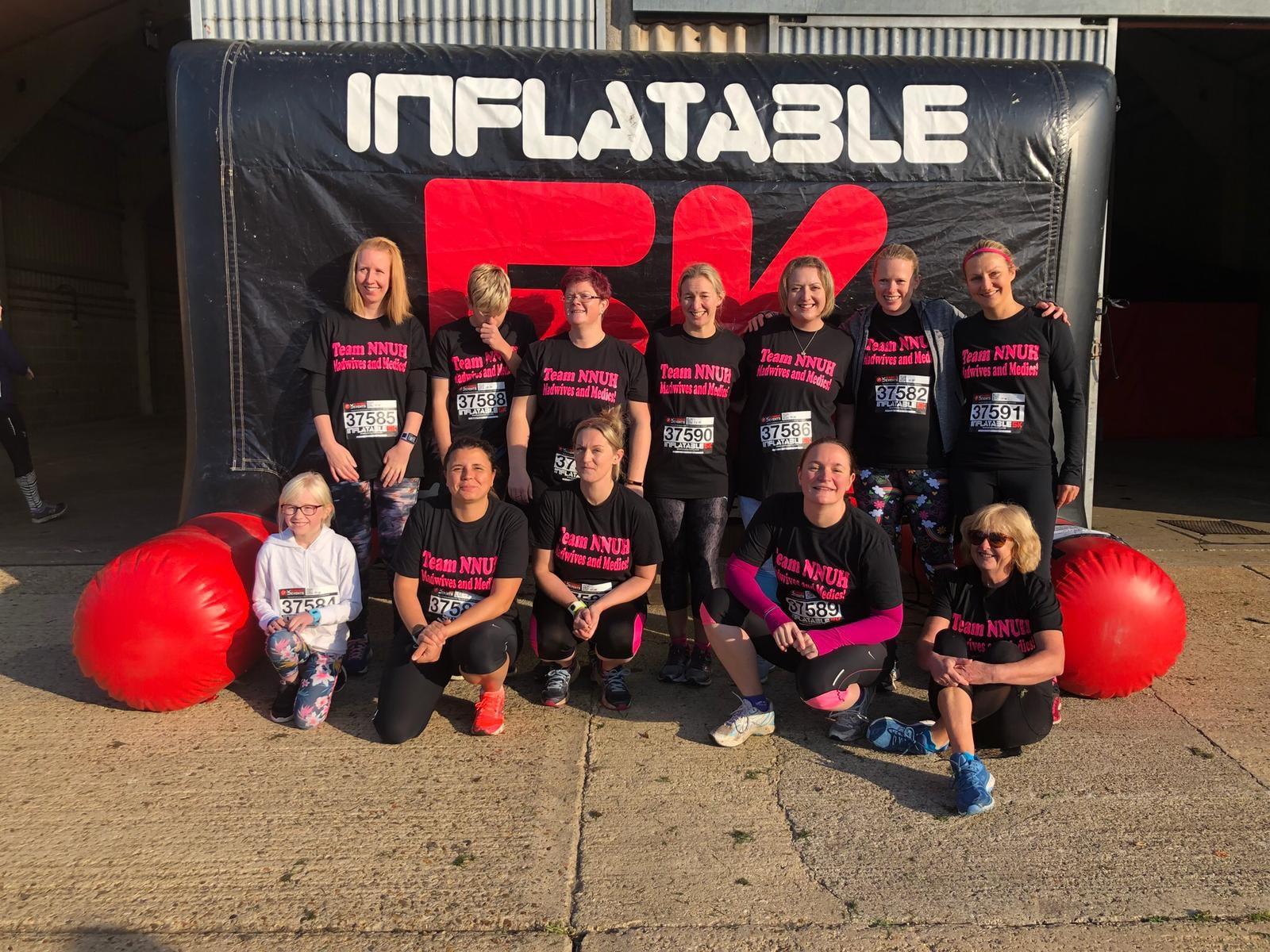 Marathon challenge supports runner who suffered stroke