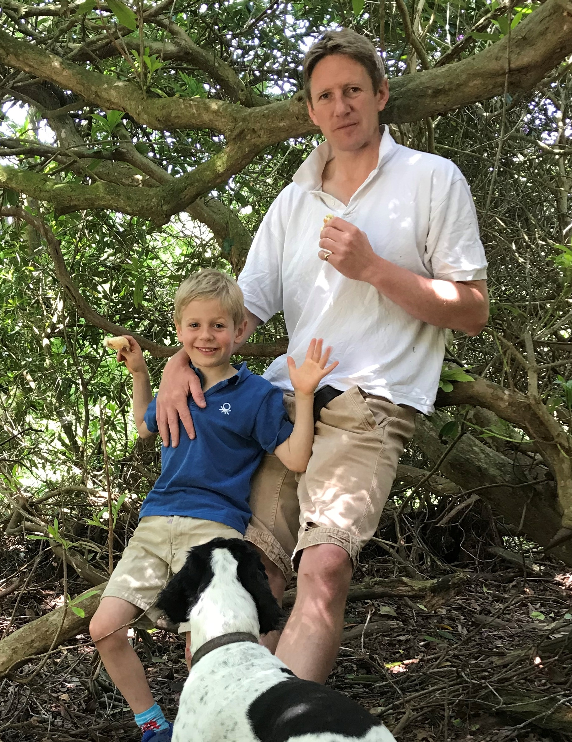 Father's 250-mile challenge for NICU which saved his son