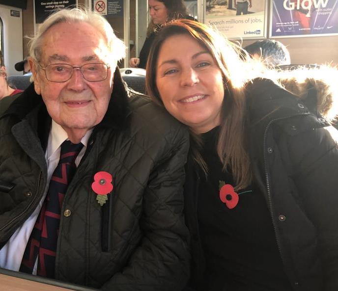Hospital Charity tribute to fundraiser Brian Garrad