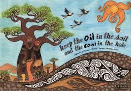 Keep it in the soil