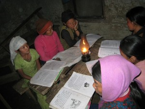 Khaling Literacy