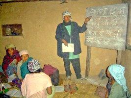 Sampang Literacy
