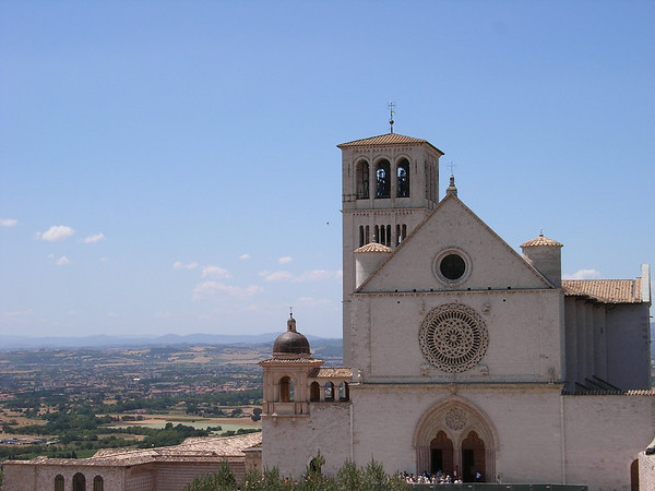 Franscican Monastery at Assissi