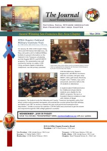 11SFBA May 2016 Newsletter