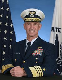 Admiral Charles Ray