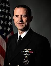 Admiral John M. Richardson, USN